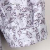 Robe en gros de fille de ressort de Phoebee/de vêtement enfants d'automne