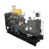 Jogo de gerador Diesel silencioso de Sounfproof da potência Home do uso 64kw 80kVA