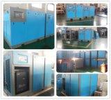 compressore rotativo della vite 75kw per industria del vetro (velocità fissa)
