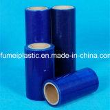 Strato di plastica del PE di colore blu