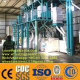 Getreidemehl-Verarbeitungsanlage, Mais-Mehl-Fräsmaschinen Südafrika