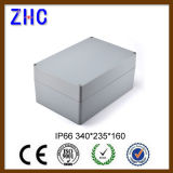 Умрите приложение проекта приложения 160*100*65 mm литого алюминия алюминиевое