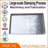Штемпелевать точности оборудования нержавеющей стали