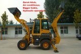 Euro III Engineの新しいModel Backhoe Loader (WZ45-16)