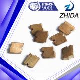Le cuivre de métallurgie des poudres a basé la structure Spécial-Shaped