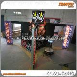 Strumentazione della cabina di mostra della fiera commerciale