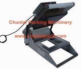 手動皿のシーリング機械(HS-300)のシーリング