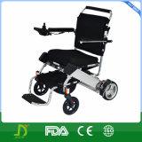 ISO-FDA Cer-anerkannter faltbarer Strom-Rollstuhl