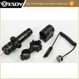 Pistol & Riflescopes를 위한 Red 조정가능한 Laser DOT Scope Sight