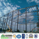 Armazém Prefab da construção do frame de aço em Venezuela