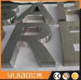 Декоративная нержавеющая сталь помечает буквами Signages