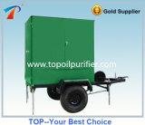 Tipo mobile sistema usato di filtrazione dell'olio del trasformatore per gli oli dielettrici