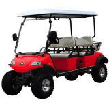 Veicolo utilitario con il generatore dell'ibrido e del cestino (DEL2042D, 4-Seater)