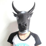 Máscara do cavalo do látex do preço de fábrica da alta qualidade do fabricante de China