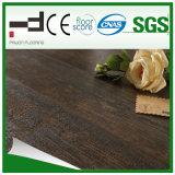 plancher de stratifié de fini gravé en relief par milieu classique de chêne de 10mm