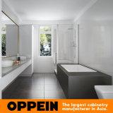 Het moderne In het groot Witte Houten Meubilair van de Keuken van het Huis van de Villa van de Korrel (OP16-Villa02)