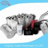 Courant alternatif Dual 60UF 370VAC 440VAC Cbb65 Run Capacitor