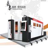Auto máquina de estaca de alimentação do laser com câmera do CCD