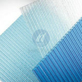 Migliore Crystal Plastic Polycarbonate Hollow Sheet per Roofing
