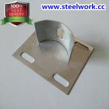 Placa de extremo corta para la puerta del obturador del rodillo (serie) de Accessorry (SS-36)