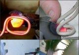 30kVA誘導加熱機械はのための鋸歯の溶接を