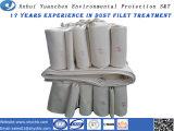 Het Materiaal van de Polyester van de Zak van de Filter van de Collector van het stof met het Afweermiddel van de Olie en van het Water