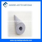 Bavures rotatoires non reliées à la masse de carbure de tungstène avec la bonne performance
