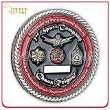 Alta calidad de níquel plateado recuerdo personalizado nosotros desafío metal moneda