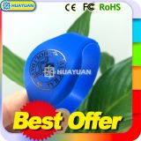 13.56MHz ISO14443A impermeabilizzano il Wristband classico 1K del silicone RFID MIFARE per la piscina