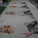 Digital Printing를 가진 실내 Custom Advertizing Backdrop Canvas Canvas Banner
