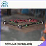 Het Begrafenis Verminderende Apparaat van het roestvrij staal met het Wapen van de Placer