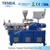 Estirador plástico reciclado laboratorio del Doble-Tornillo de Tsh-20 PP/PC/PE/PVC/ABS