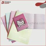 O livro de exercícios feito sob encomenda de A5/A4/A3 A5/a impressão personalizada caderno alinha o estoque