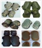 6 de de Tactische Regelbare Beschermende Elleboog Airsoft van kleuren + Stootkussens van Knieën