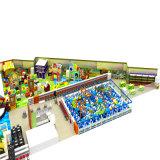 La cour de jeu molle d'intérieur des enfants colorés à vendre