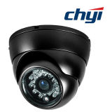 外部2.0MP Ov2710 3.6mm IRCut Dome Hdtvi CCTV Security Camera