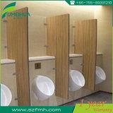 Résistance de Fumeihua et partition imperméable à l'eau de toilette de panneau de HPL