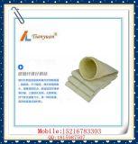 Alta temperatura de fibra de vidrio de la aguja de fieltro polvo filtro de bolsa