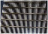 Steel di acciaio inossidabile Vee Wire Filter Screen per Water Treatment