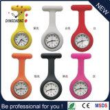 Nuevo reloj de la enfermera del regalo del silicón de la promoción del estilo 2015 (DC-908)