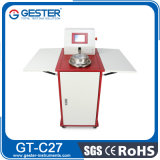 Essai électronique de tissu à l'air de perméabilité d'instrument complètement automatique d'essai (GT-C27A)