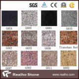 Paving、Wall、Flooringのための磨かれたNatural Grey Granite Tile