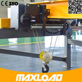 Gru elettrica europea della fune metallica di disegno di 2 tonnellate (MLER02-06)
