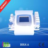 5 en 1 máquina delgada Br8.6 del vacío de múltiples funciones de Lipolaser