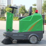 Batteriebetriebenes ISO9001: 2008 anerkanntes Ride auf Floor Sweeper (DQS12/12A)