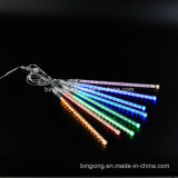 30cm Real Double Sides 3528 SMD 6V 28PCS LED Meteor Light per Christmas Decoration