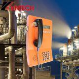 Telefono industriale del telefono della Banca di Knzd-23 Kntech, telefono Emergency