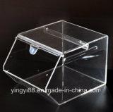 명확한 아크릴 사탕 저장 상자