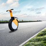Мотоцикл колеса 17 дюймов одного электрический с польностью рамкой алюминиевого сплава