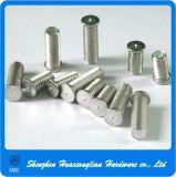 Нержавеющая сталь КОМПАКТНОГО ДИСКА ISO 13918/латунный винт заварки пятна